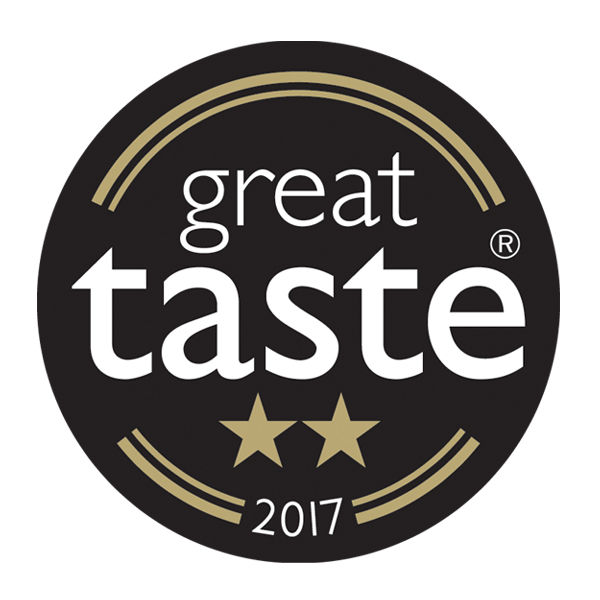 Great Taste Awards 2017, Two Gold Stars