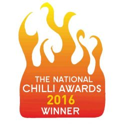 National Chilli Awards 2016 Winner