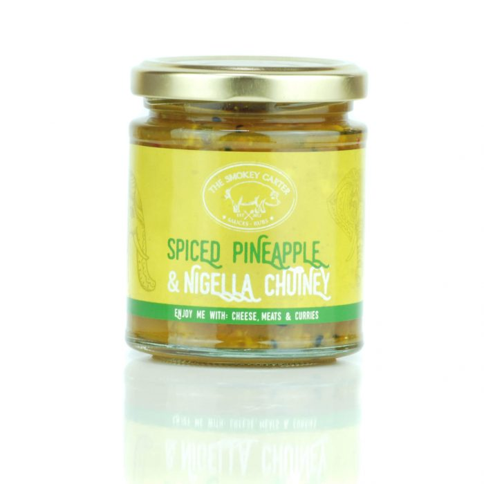 Spiced Pineapple and Nigella