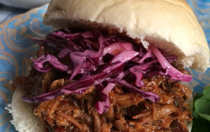 Pulled Pork by The Smokey Carter