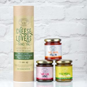Cheese Lovers Chutney Tube