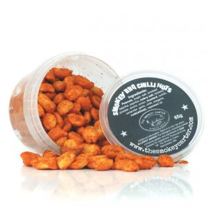 Smokey BBQ Chilli Nuts