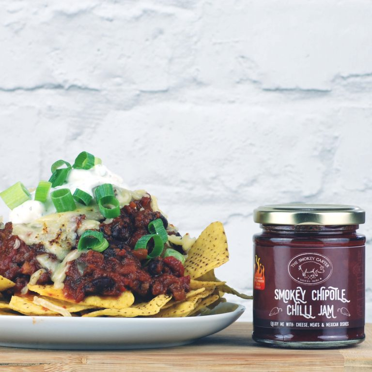 Smokey Chipotle Chilli Jam