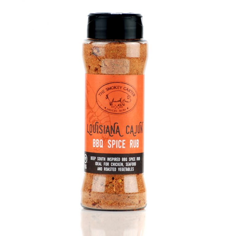 Louisiana Cajun BBQ Rub Shaker