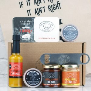 Chilli Sauce Man Box
