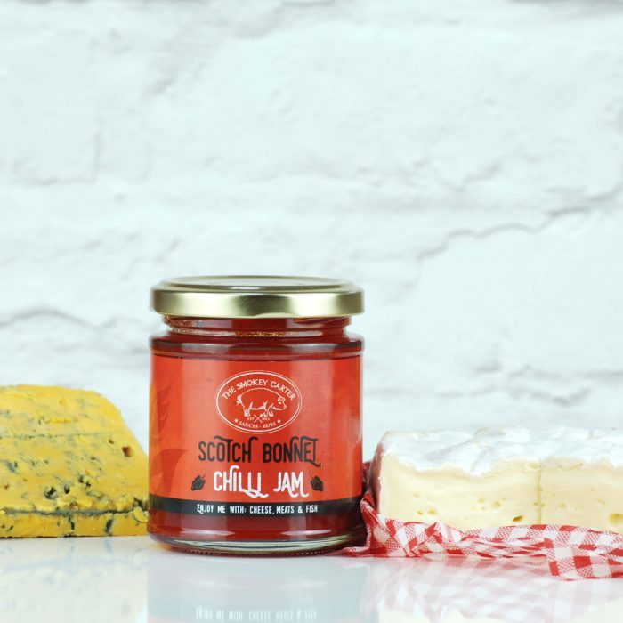 Scotch Bonnet Chilli Jam