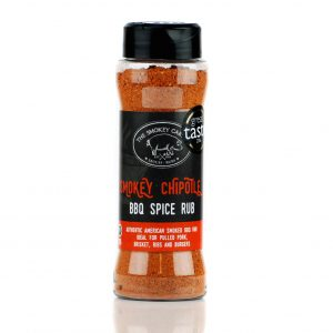 Smokey Chipotle BBQ Rub Shaker