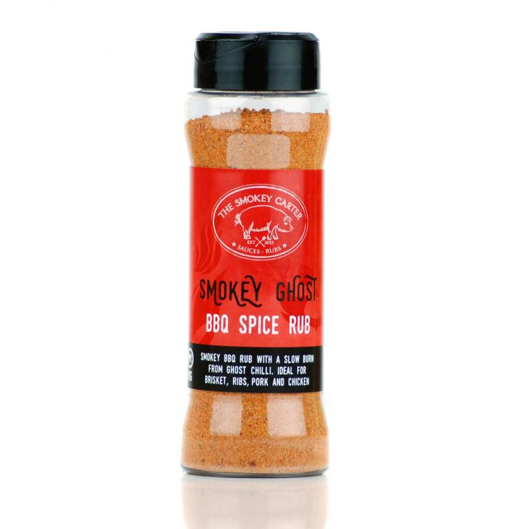 Smokey Ghost Chilli BBQ Rub Shaker