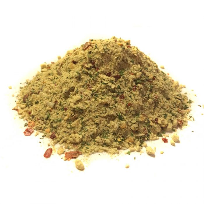 Japanese Wasabi & Lime Spice Rub
