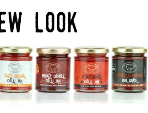 New Look – New Sauces – New Awards – New Website