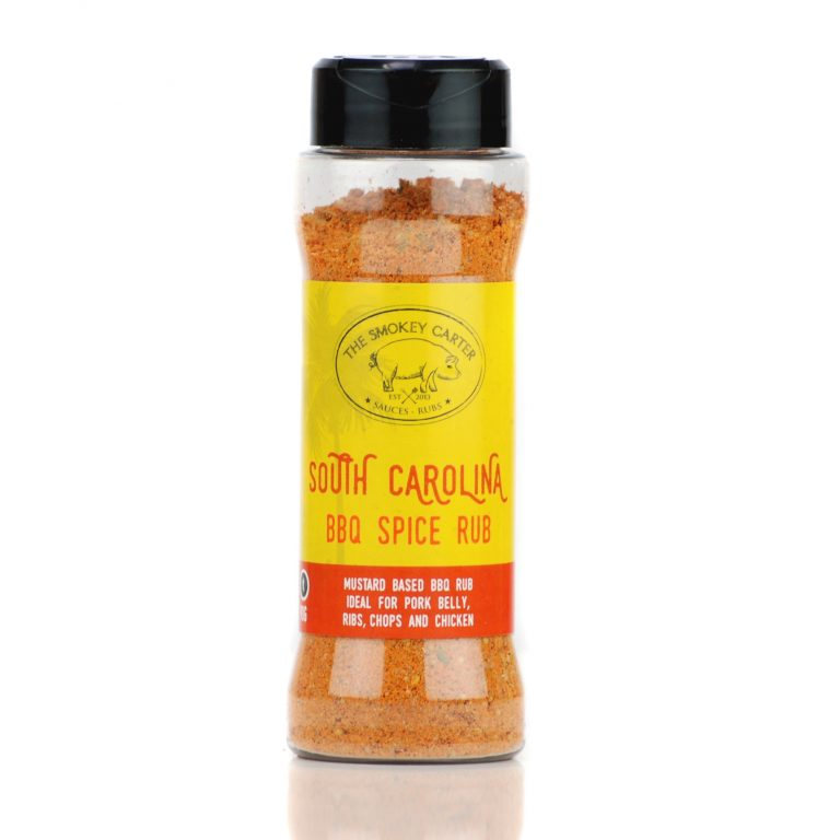 South Carolina BBQ Rub Shaker