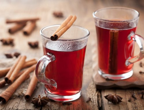 Get Festive With Our Mulled Syrup