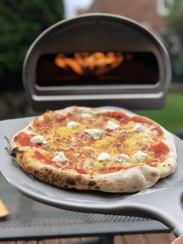 Cooking With The Roccbox Pizza Oven The Smokey Carter