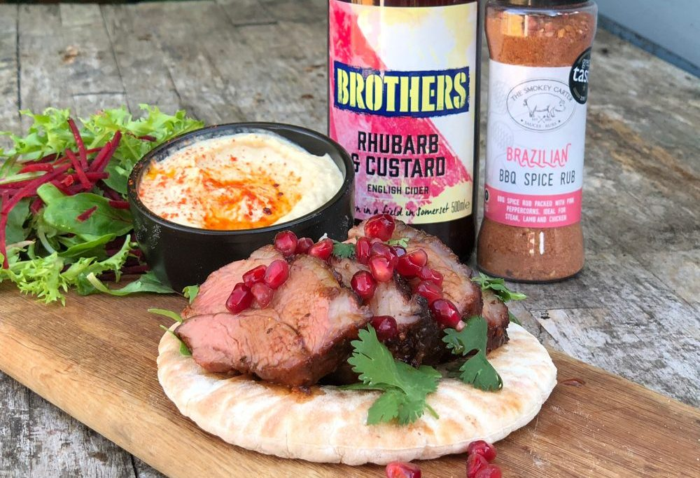 Brazilian Candied Lamb Brothers Cider