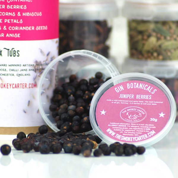 Gin Botanicals - juniper berries