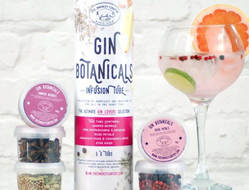 Gin Botanicals How To