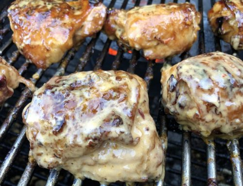 Alabama White Sauce Chicken