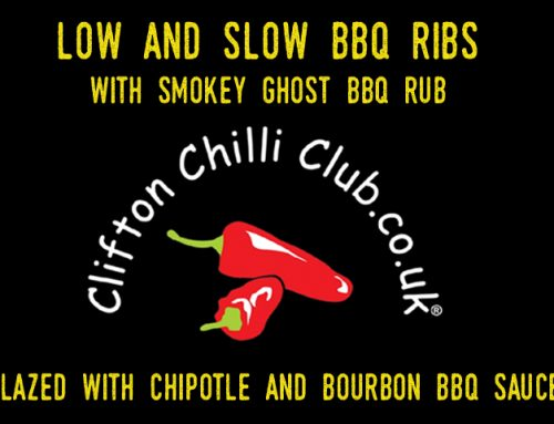 Clifton Chilli Club and Cider Talbot – Low and Slow BBQ Ribs
